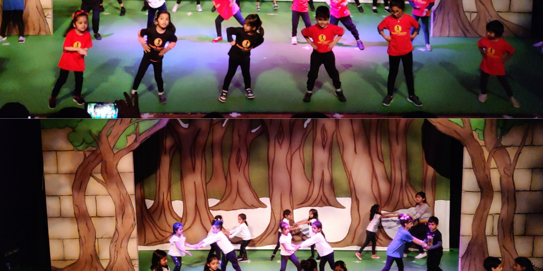 Bollywood School Workshops